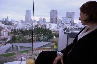 Suntory member's lounge