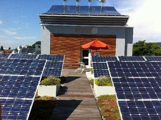 Solar-roof
